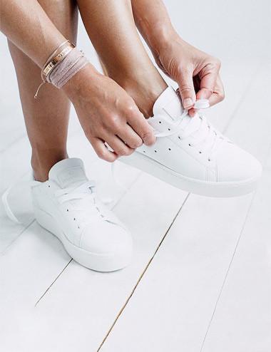 Sneakers Rocha White