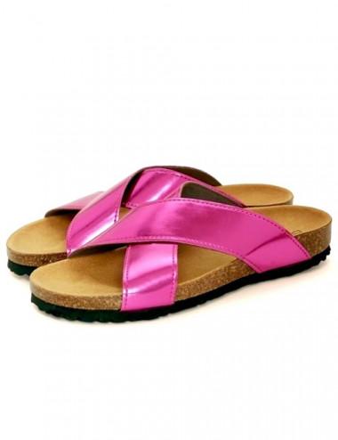 Sandales Agua Fuxia