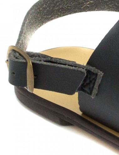 Sandales Oxia en microfibre...