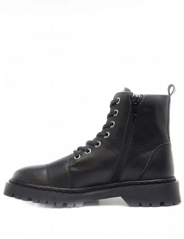 Boots mixte Harley Black