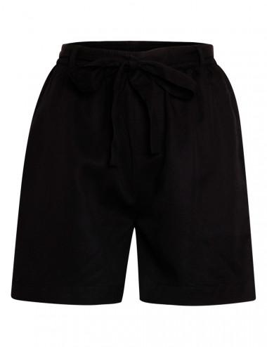 Short Tulip noir