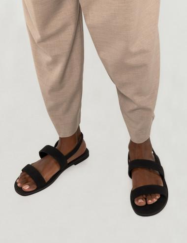 Sandales végétaliennes Tilie