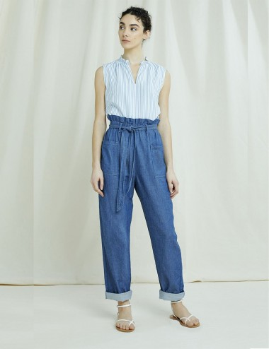 Pantalon Chloe Denim