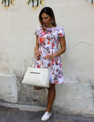 Robe fleurie Pascale
