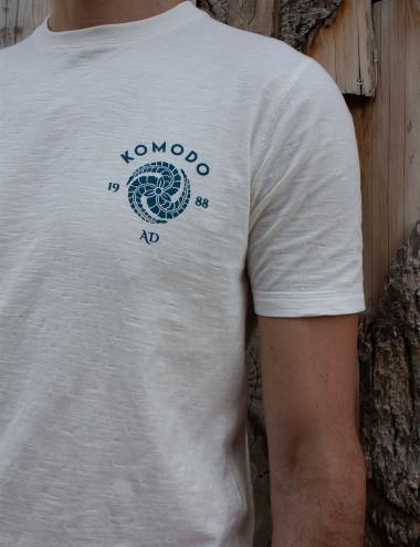 T-shirt logo Komodo