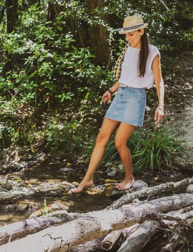 Jupe jean Sophie Rocks