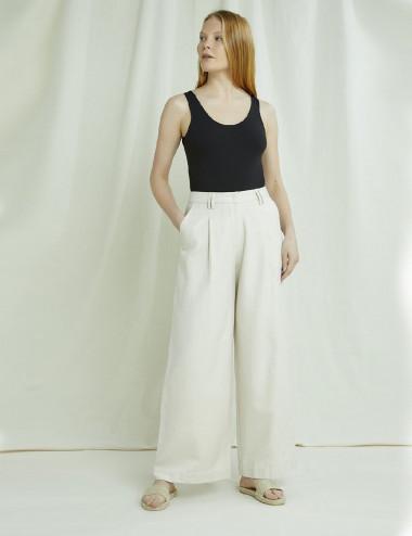 Pantalon oversize Amita