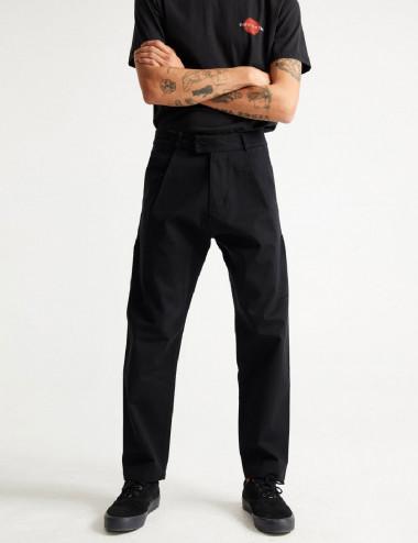Pantalon noir Wotan