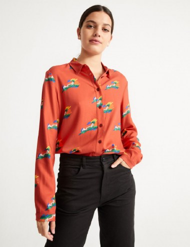 Blouse Sweet Home Chamomile