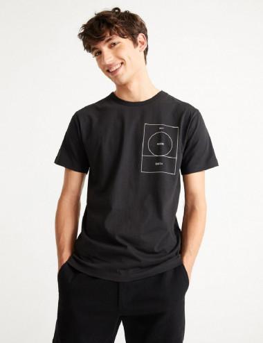 T-shirt coton bio Ryan Carl