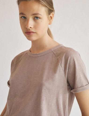 Tshirt coton bio No Planet B
