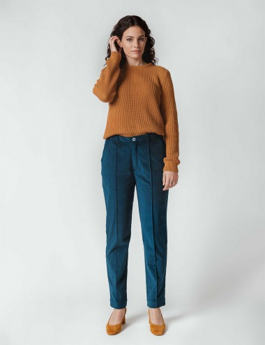 Pantalon coton bio Hize